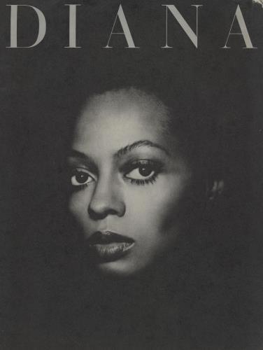 Diana Ross Caesar's Palace 1978 tour programme UK DIATRCA758909