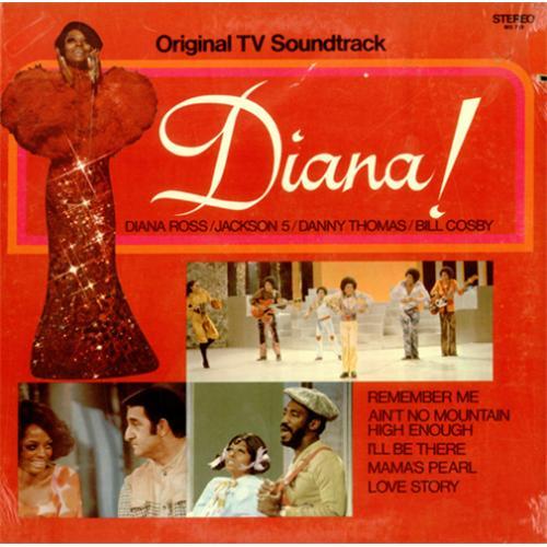 Diana Ross Diana! - Sealed vinyl LP album (LP record) US DIALPDI419983
