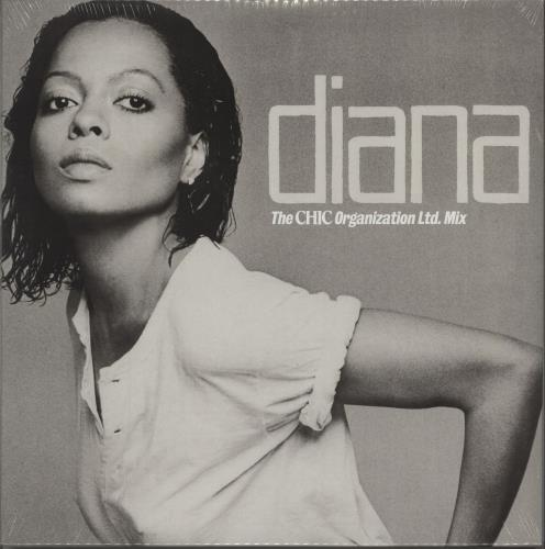 Diana Ross Diana (The Chic Organization Ltd. Mix) - RSD17 - Pink Vinyl - Sealed 2-LP vinyl record set (Double Album) UK DIA2LDI673337