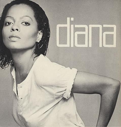 Diana Ross Diana vinyl LP album (LP record) UK DIALPDI238151
