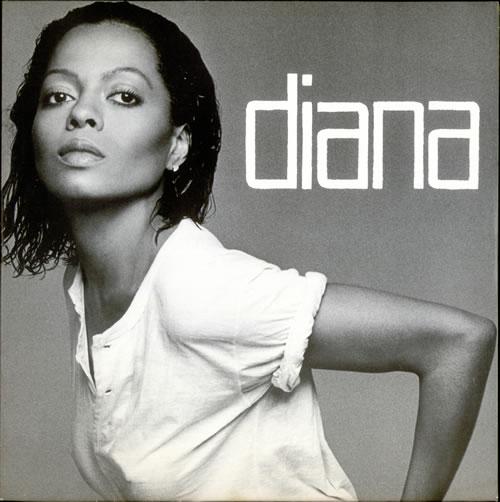 Diana Ross Diana vinyl LP album (LP record) US DIALPDI522986