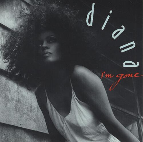 "Diana Ross I'm Gone CD single (CD5 / 5"") US DIAC5IM62041"