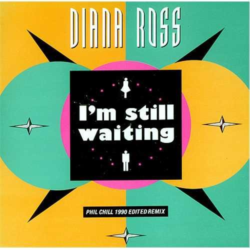 "Diana Ross I'm Still Waiting 7"" vinyl single (7 inch record) UK DIA07IM101969"