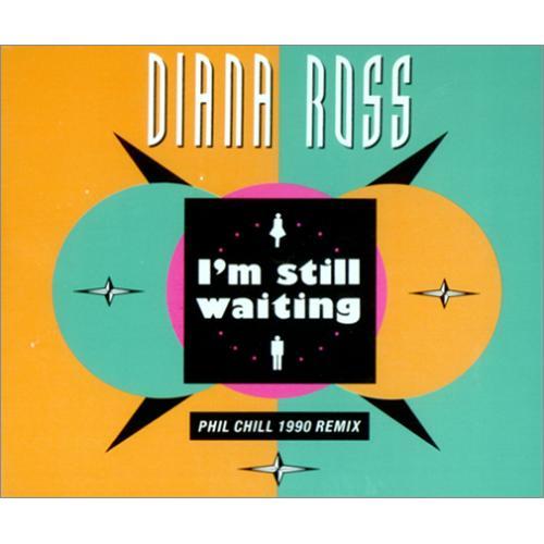 "Diana Ross I'm Still Waiting CD single (CD5 / 5"") UK DIAC5IM56761"