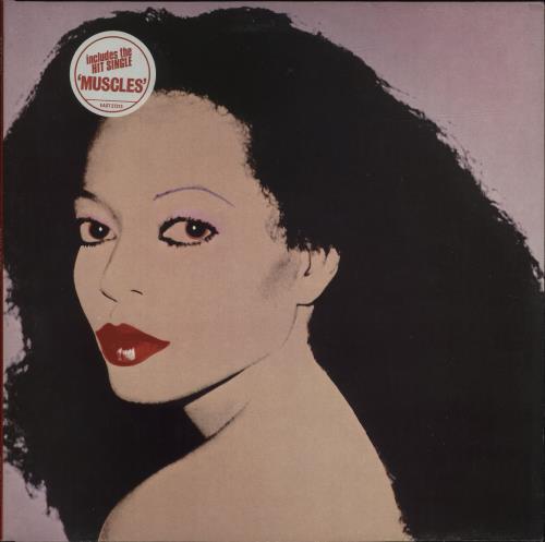Diana Ross Silk Electric - stickered p/s vinyl LP album (LP record) UK DIALPSI615955