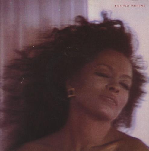 "Diana Ross This House 12"" vinyl single (12 inch record / Maxi-single) UK DIA12TH19987"