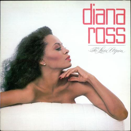 Diana Ross To Love Again vinyl LP album (LP record) UK DIALPTO522336
