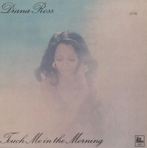 Diana Ross Touch Me In The Morning vinyl LP album (LP record) UK DIALPTO54896