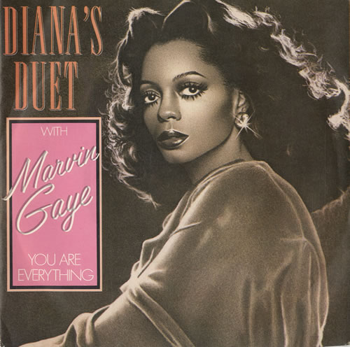 """Diana Ross You Are Everything - P/S 7"""" vinyl single (7 inch record) UK DIA07YO558726"""