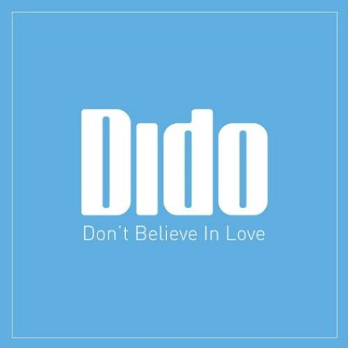 """Dido Don't Believe In Love CD single (CD5 / 5"""") UK ODIC5DO451350"""