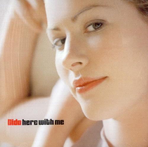 "Dido Here With Me CD single (CD5 / 5"") US ODIC5HE172814"