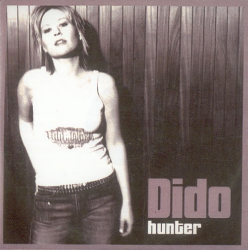 Dido Hunter CD-R acetate UK ODICRHU205977
