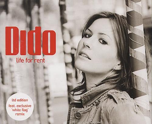 Dido Life For Rent 2-CD single set (Double CD single) UK ODI2SLI263705