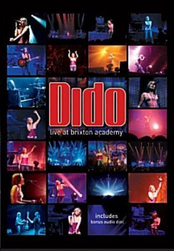 Dido Live At Brixton Academy 2-disc CD/DVD set UK ODI2DLI326295