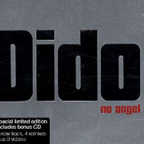 Dido No Angel 2 CD album set (Double CD) UK ODI2CNO244434
