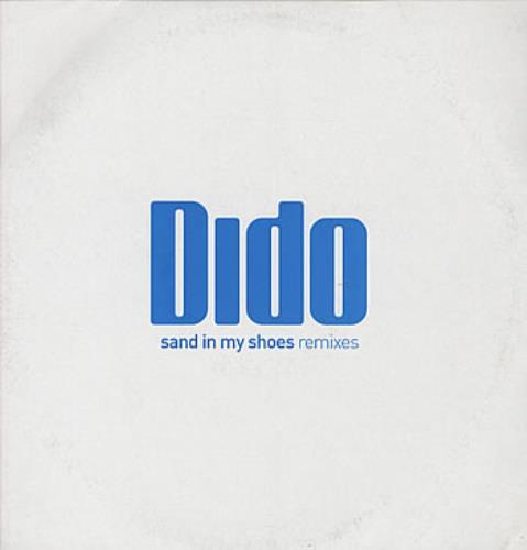 "Dido Sand In My Shoes - Remixes 12"" vinyl single (12 inch record / Maxi-single) European ODI12SA303057"