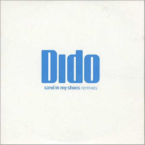 "Dido Sand In My Shoes - Remixes CD single (CD5 / 5"") European ODIC5SA305008"