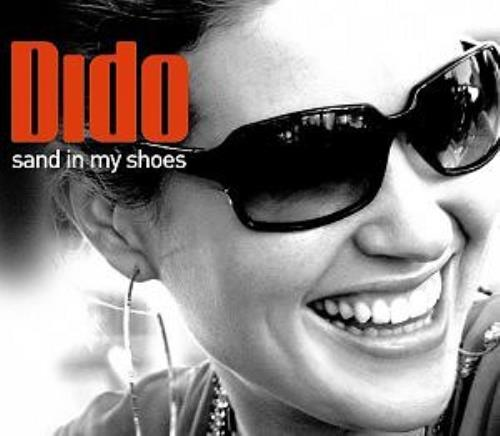 "Dido Sand In My Shoes CD single (CD5 / 5"") UK ODIC5SA299731"