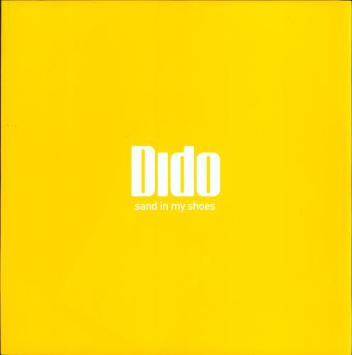 "Dido Sand In My Shoes 12"" vinyl single (12 inch record / Maxi-single) UK ODI12SA299732"