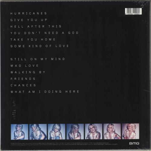 Dido Still On My Mind - Pink Vinyl - Sealed vinyl LP album (LP record) UK ODILPST715859