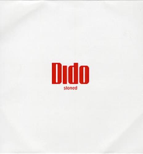 "Dido Stoned 12"" vinyl single (12 inch record / Maxi-single) UK ODI12ST283087"