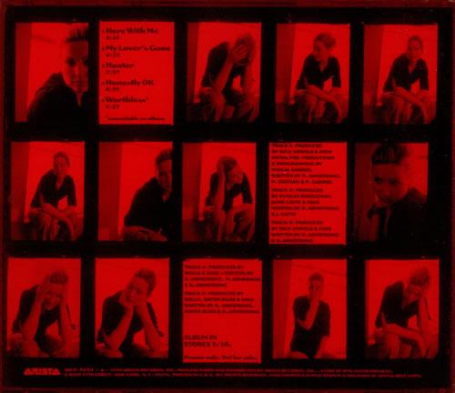 """Dido The Highbury Fields EP CD single (CD5 / 5"""") US ODIC5TH241565"""
