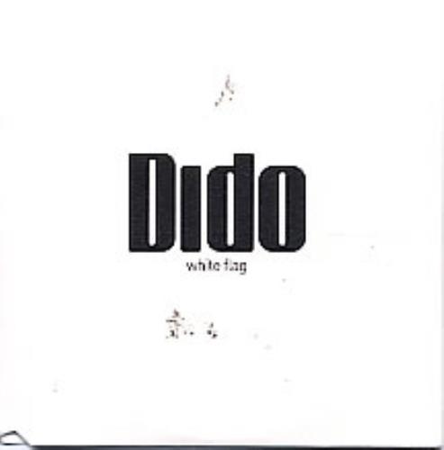 "Dido White Flag CD single (CD5 / 5"") UK ODIC5WH253862"