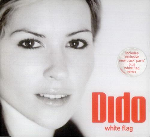 "Dido White Flag CD single (CD5 / 5"") UK ODIC5WH253989"