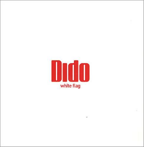"Dido White Flag 12"" vinyl single (12 inch record / Maxi-single) UK ODI12WH254976"