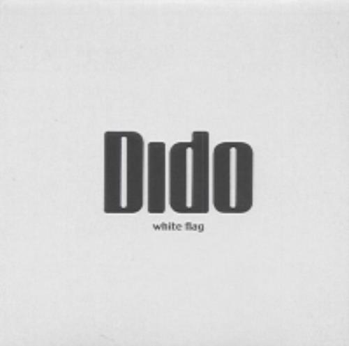 "Dido White Flag CD single (CD5 / 5"") Mexican ODIC5WH256289"