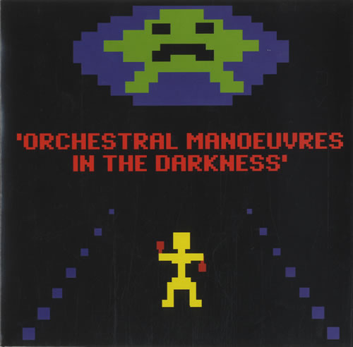 "Diff'rent Darkness Orchestral Manoeuvres In The Darkness 7"" vinyl single (7 inch record) UK DFK07OR268104"