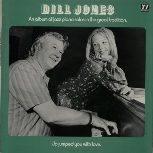 Dill Jones Up Jumped You With Love vinyl LP album (LP record) UK E48LPUP590199