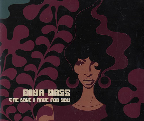 "Dina Vass The Love I Have For You CD single (CD5 / 5"") UK Q7NC5TH481026"