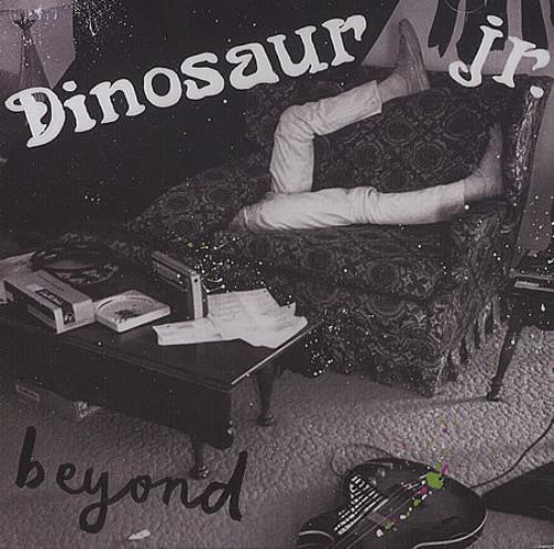 Dinosaur Jr Beyond CD album (CDLP) US DJRCDBE404849
