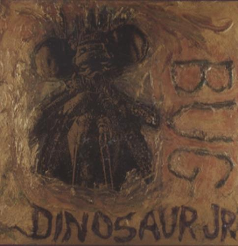 Dinosaur Jr Bug CD album (CDLP) UK DJRCDBU318476