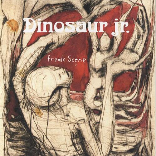 "Dinosaur Jr Freak Scene 7"" vinyl single (7 inch record) UK DJR07FR327460"