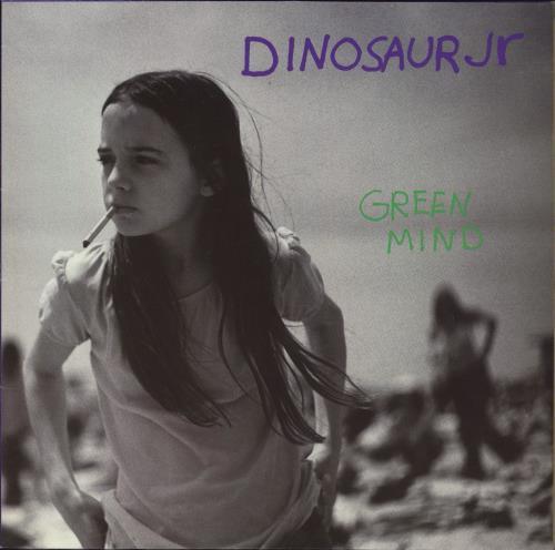 Dinosaur Jr Green Mind vinyl LP album (LP record) German DJRLPGR294639