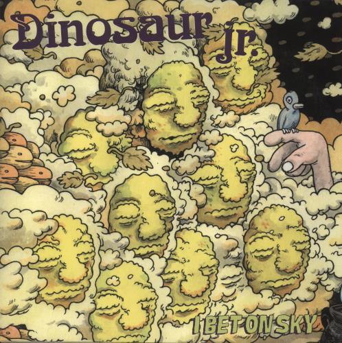 Dinosaur Jr I Bet On Sky - 180gram Vinyl vinyl LP album (LP record) UK DJRLPIB706390