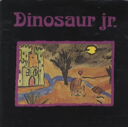 "Dinosaur Jr Little Fury Things CD single (CD5 / 5"") Canadian DJRC5LI328371"