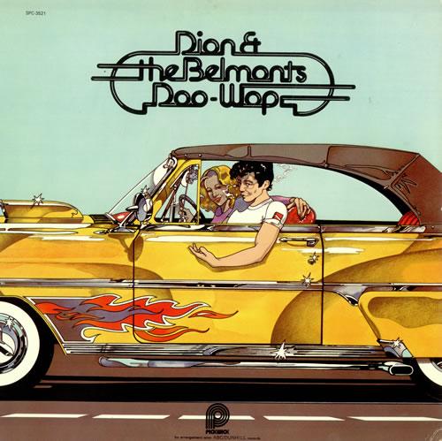 Dion Doo-Wop vinyl LP album (LP record) US DNILPDO486142