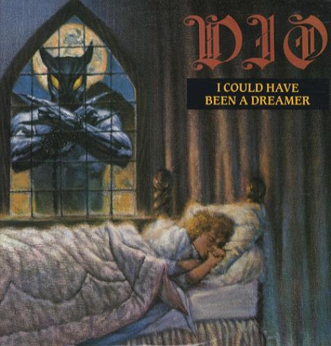 """Dio I Could Have Been A Dreamer 12"""" vinyl single (12 inch record / Maxi-single) UK DIO12IC229025"""