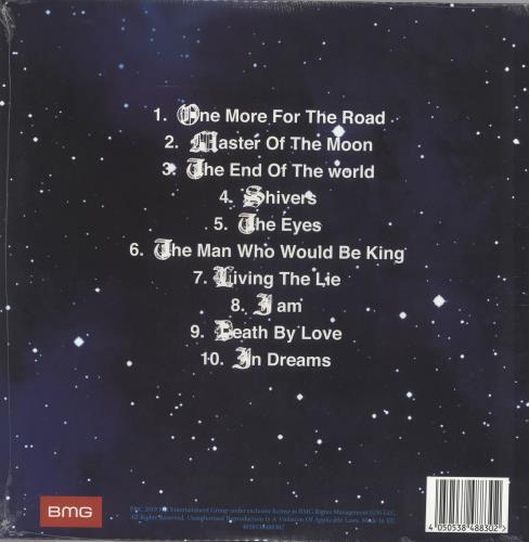 Dio Master On The Moon - 180gram Vinyl + Lenticular - Sealed vinyl LP album (LP record) UK DIOLPMA741887