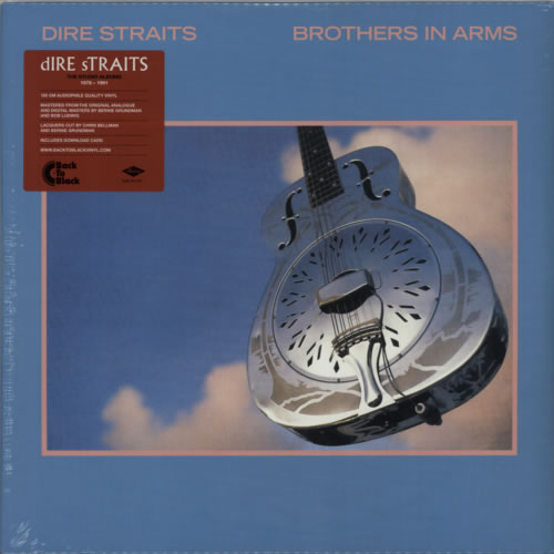 Dire Straits Brothers In Arms - 180gm 2-LP vinyl record set (Double Album) UK DIR2LBR604500