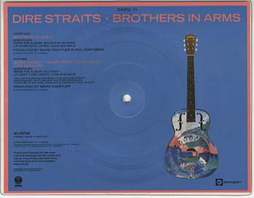 Brothers in Arms by Dire Straits | Audiogon Discussion Forum