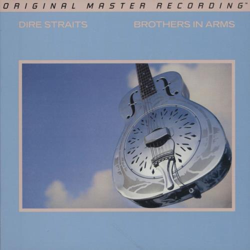 Dire Straits Brothers In Arms super audio CD SACD US DIRSABR752550