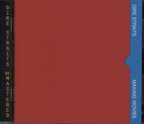 Dire Straits Communiqué/ Making Movies/ Love Over Gold 3-CD album set (Triple CD) UK DIR3CCO752477