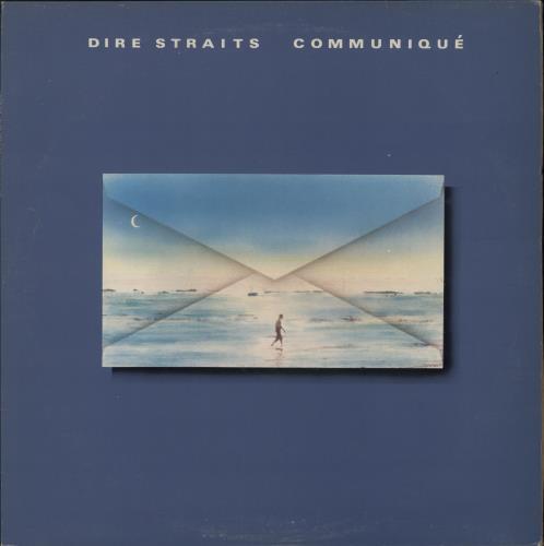 Dire Straits Communiqué vinyl LP album (LP record) South African DIRLPCO753795