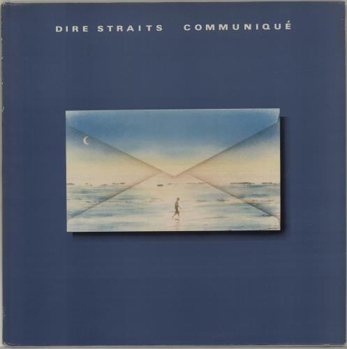 Dire Straits Communique - 3rd vinyl LP album (LP record) UK DIRLPCO480219