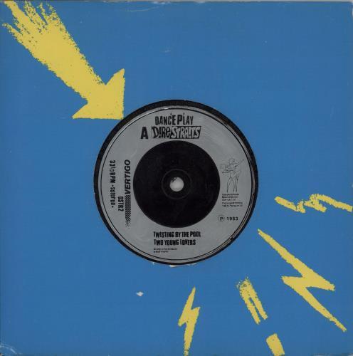 "Dire Straits Dance Play EP 7"" vinyl single (7 inch record) UK DIR07DA606332"