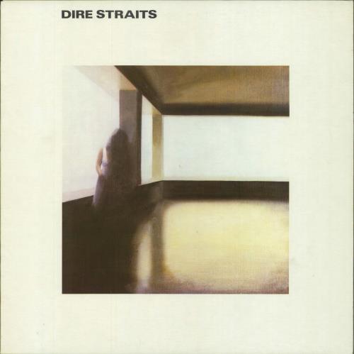 Dire Straits Dire Straits - 1st - EX vinyl LP album (LP record) UK DIRLPDI230206